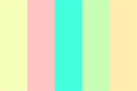 what are easter colors pastel easter colors color palette