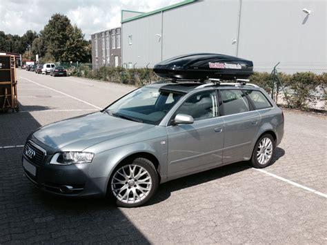 Audi A4 Dachbox by Dachtr 228 Ger Mieten Bremen Dachbox Bremen De