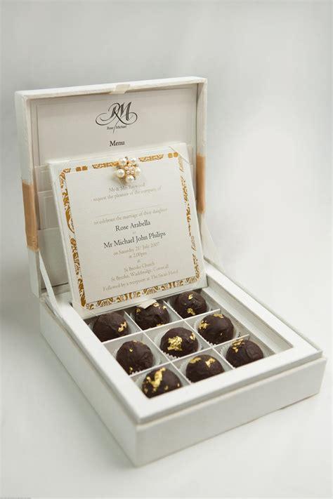 Chocolate Box Wedding Invitations ? Wedding Invitation Ideas