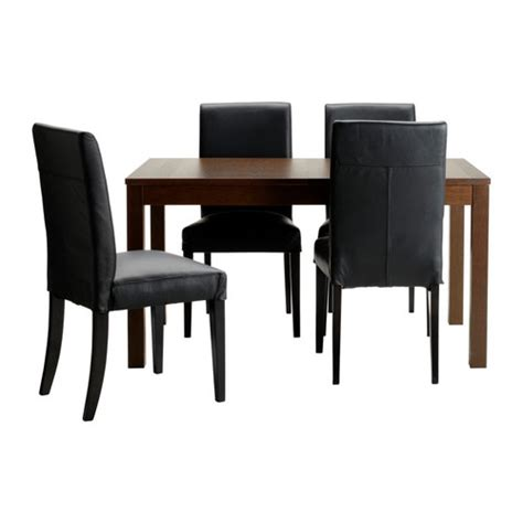 Reading Table And Chair Ikea bjursta henriksdal table and 4 chairs ikea