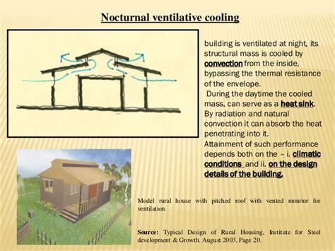 passive design strategies  composite warm humid climates
