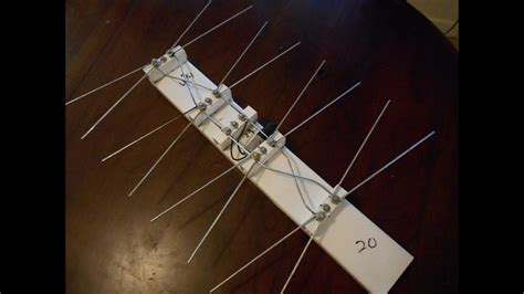 how to make a indoor tv antenna