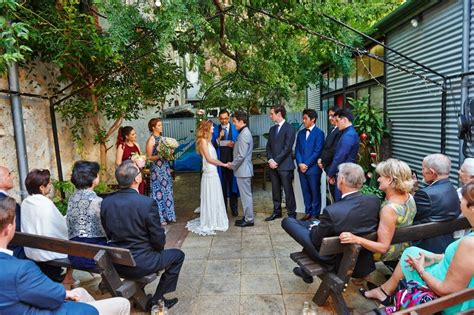 Wedding Attire Perth by Chilled Out Perth Celebrate Casual Rustic Wedding