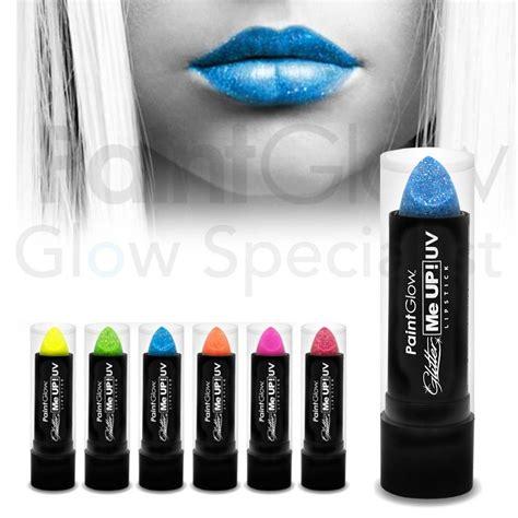 Lipstik Glow paintglow uv glitter me up lipstick glow specialist glow specialist