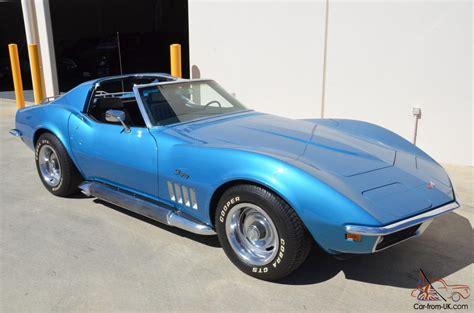 corvette top 1969 corvette stingray t top coupe