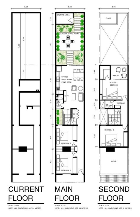 terraced house floor plans entry 14 by arqddcc for victorian terrace floor plans