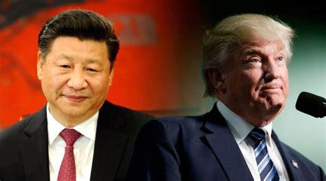 donald trump xi jinping north korea the statesman xi trump discuss korean peninsula
