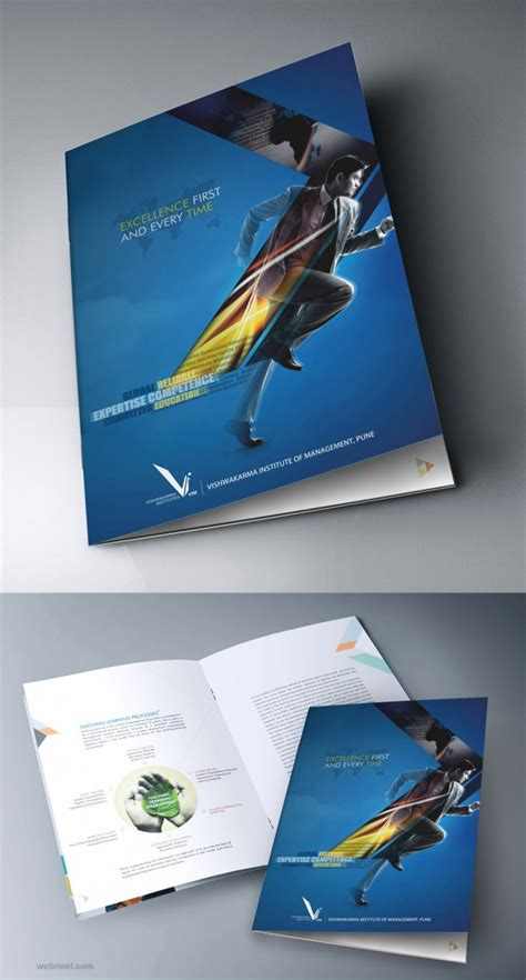 Corporate Brochure Design by 26 Best And Creative Brochure Design Ideas For Your