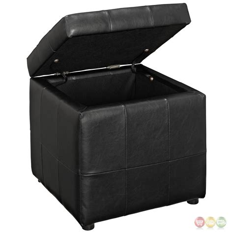contemporary storage ottoman volt contemporary upholstered button tufted storage