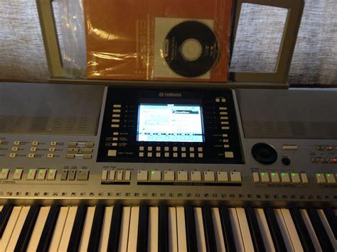 Keyboard Bekas Yamaha Psr S910 yamaha psr s910 image 730470 audiofanzine