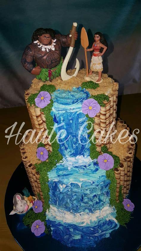 moana cake sprinkld cakes mohana cake moana birthday decorations moana theme birthday