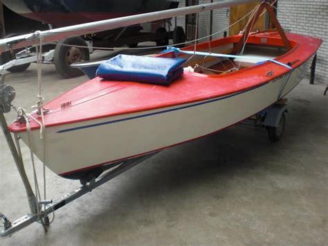 open zeilboot types open zeilboot flying arrow schakel polyester