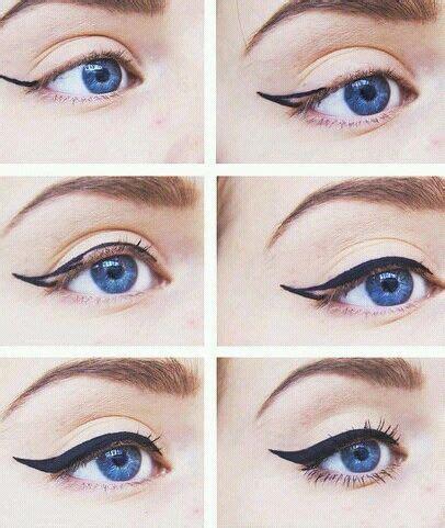 detailed tutorial cat eyeliner video 235 best images about kajal and eyeliner on pinterest