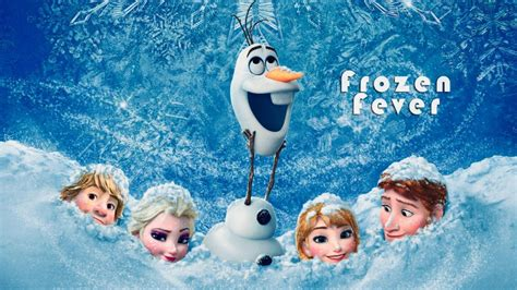 wallpaper ultah frozen frozen fever movie 2015 wallpaper desktop hd wallpaper