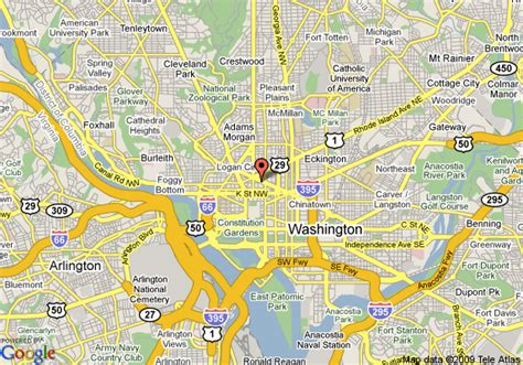 washington dc map of cities the westin washington dc city center washington deals