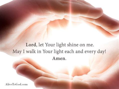 Shine Your Light On Me psalm 118 27 the lord is god and he has made his light