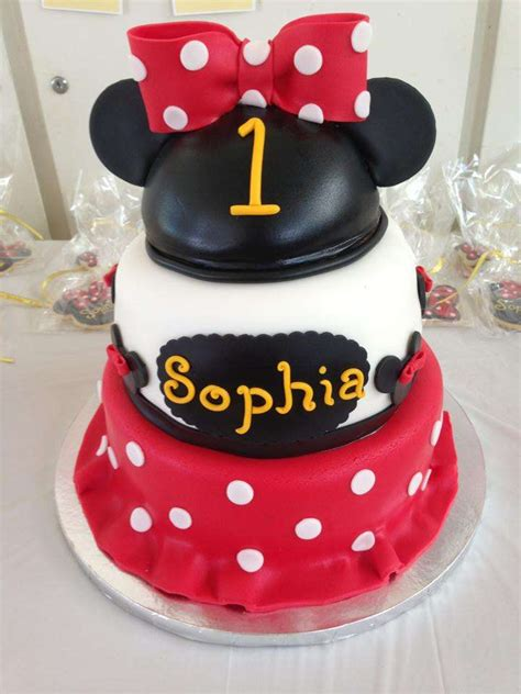 1st Birthday Decorations Minnie Mouse by Minnie Mouse 1st Birthday Birthday Ideas Photo 4