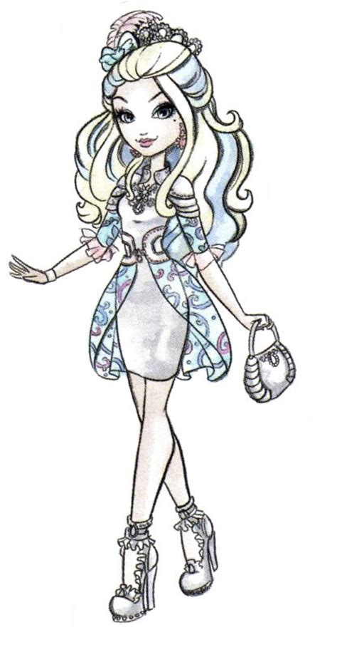 ever after high coloring pages darling charming ever after high darling charming ever after high