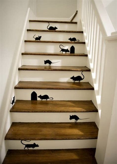Stair Riser Decor by Decorative Stair Risers With Designs For All Tastes