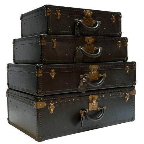 Sale Gucci 8100 Set vintage louis vuitton black epi leather four luggage set for sale at 1stdibs
