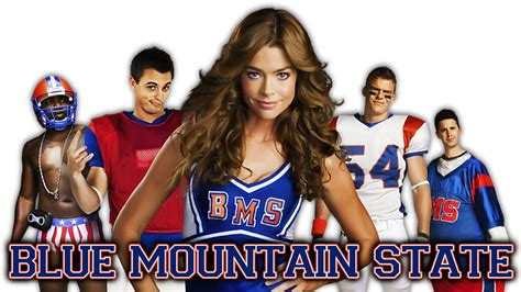 Blue Mountain State by Blue Mountain State Tv Fanart Fanart Tv