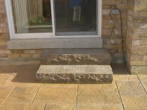 How To Build A Patio Step by How Hard Is It To Build Front Steps With Patio Stones