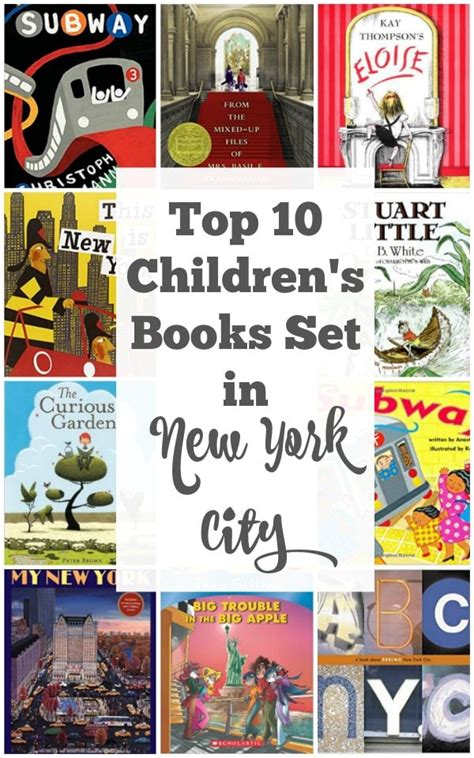 children of our age books top 10 children s books set in new york city