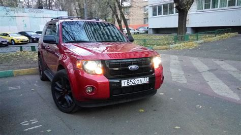 ford escape 3 0 v6 ford escape 3 0 v6 243 л с drive2