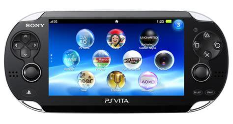 psp vita console console ps vita wifi sony console de jeux portable