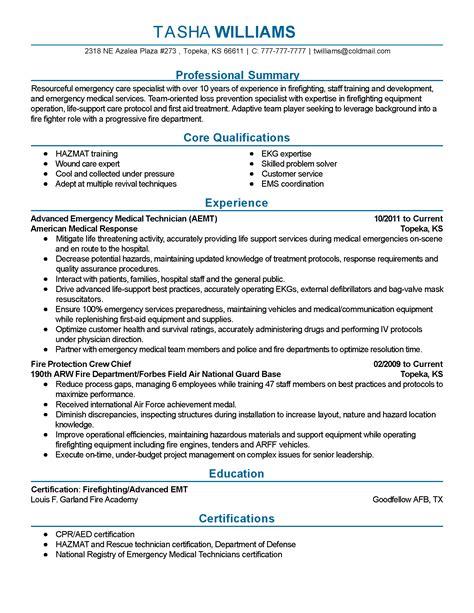 emt resume ideas how do i write a resume for my how to write an effective exles