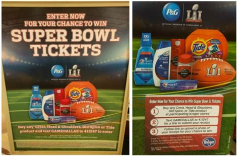 Super Bowl Tickets Sweepstakes - p g super bowl tickets sweepstakes dallas houston folks only