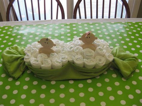 Two Peas In A Pod Baby Shower Decorations by Baby Shower Two Peas In A Pod It S Raining Babies
