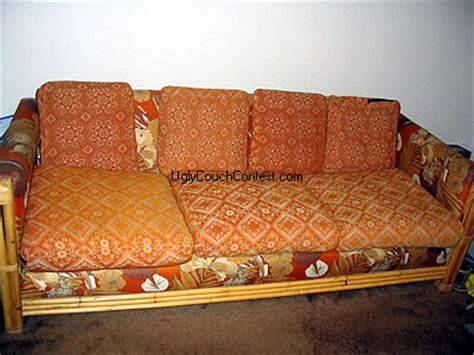 ugliest sofa ever world wide ugly couch contest 2009 send us photos of