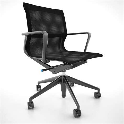 vitra office chair replica vitra physix office chair 3d model max obj fbx