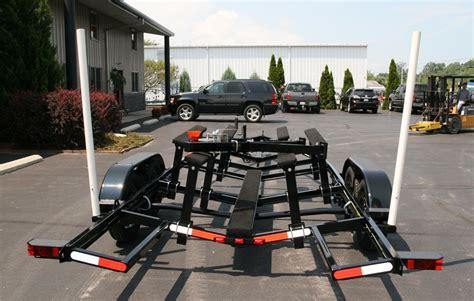 boat trailer guides pvc custom boat trailer accessories loadmaster trailer co
