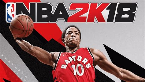 League Mba Comparison by Demar Derozan To Grace Nba 2k18 Canadian Cover Sports