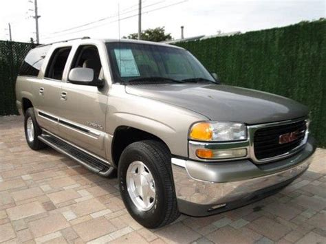 car repair manual download 2003 gmc yukon xl 1500 regenerative braking service manual pdf 2003 gmc yukon xl owners buy used 2003 gmc yukon xl slt 4x4 california 1