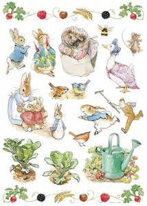 explore potter baby wall and more beatrix decals peter rabbit sticker set zulily