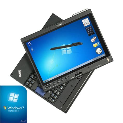 Lenovo Thinkpad X201 Tablet I7 lenovo thinkpad x201 tablet i7 620lm 2 0ghz 10029643