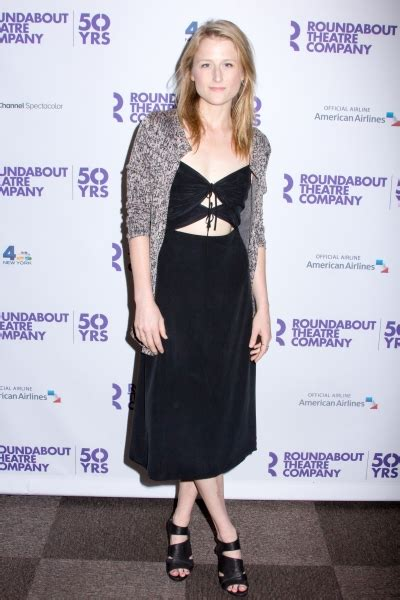 Keira Knightley Amuri And Mamie Gummer On The Carpet For Atonement by Mamie Gummer Theatre Credits
