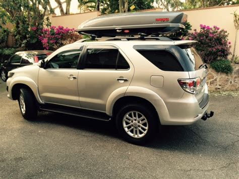 Roof Rack For Toyota Fortuner by Roof Rack World