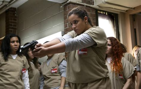 V Is The New Black by Orange Is The New Black Season 5 Release Date Trailers