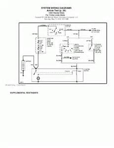 pdf ebook 1999 mazda miata system wiring diagrams