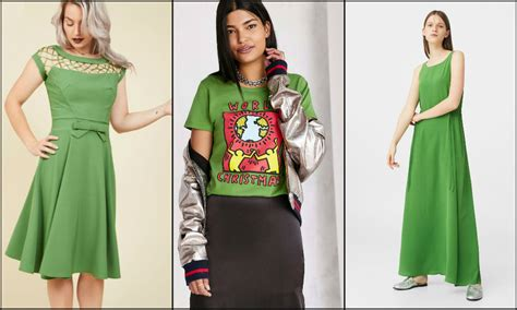 2017 color of the year fashion how to wear greenery the 2017 pantone color of the year