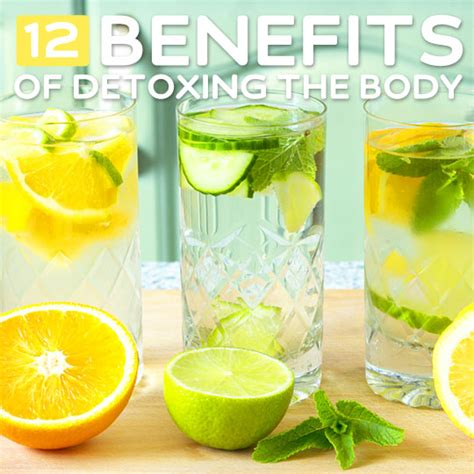 Detox Toxins Drink by Detox Cleansing Tips Bembu