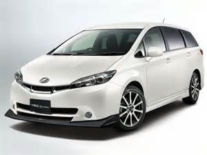 toyota wish new car price 2017 toyota wish model and review 2015carspecs