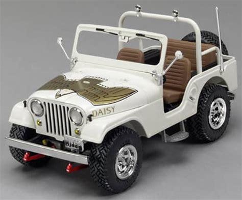 Dukes Jeep The Dukes Of Hazzard S Jeep Cj 1 25 Fs
