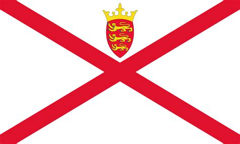 flag of image file flag of jersey svg wikimedia commons