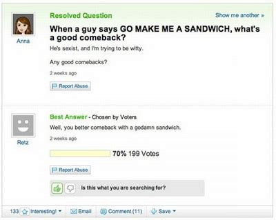 s day yahoo answers the best of yahoo answers part 2 damn cool pictures