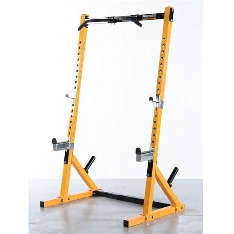 powertec power rack review powertec 2016 workbench half rack strength equipment